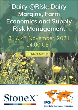 Dairy @ Risk 2021: Dairy Margins, Farm Economics and Supply Risk Management