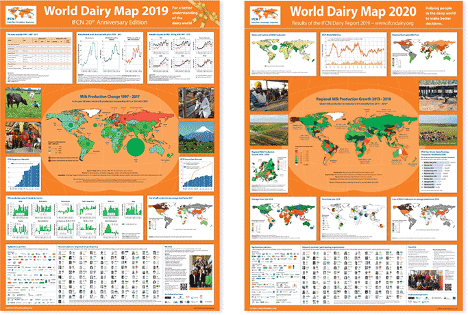IFCN World Dairy Map